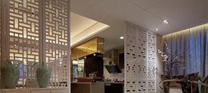 北京办公室装修如何选择屏风
