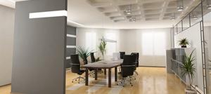 小沃谈:办公室隔墙设计需注意的要点