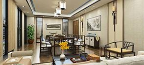 当中式遇见简约风,原来1500平办公室装修可以这么美!