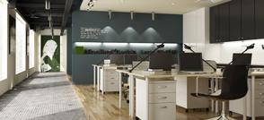请注意:北京小型办公室装修采光的六大要点,家装也适用!