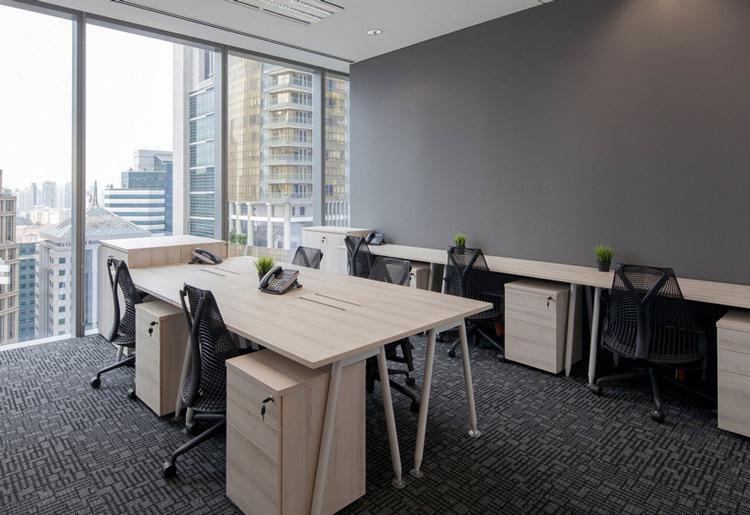 【盘点】那些年沃空间做的小型办公室装修案例,效果很