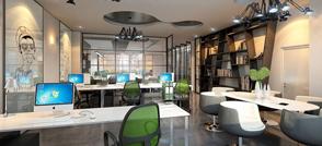分享:这样的北京创客空间装修,才是创业者们的最爱…