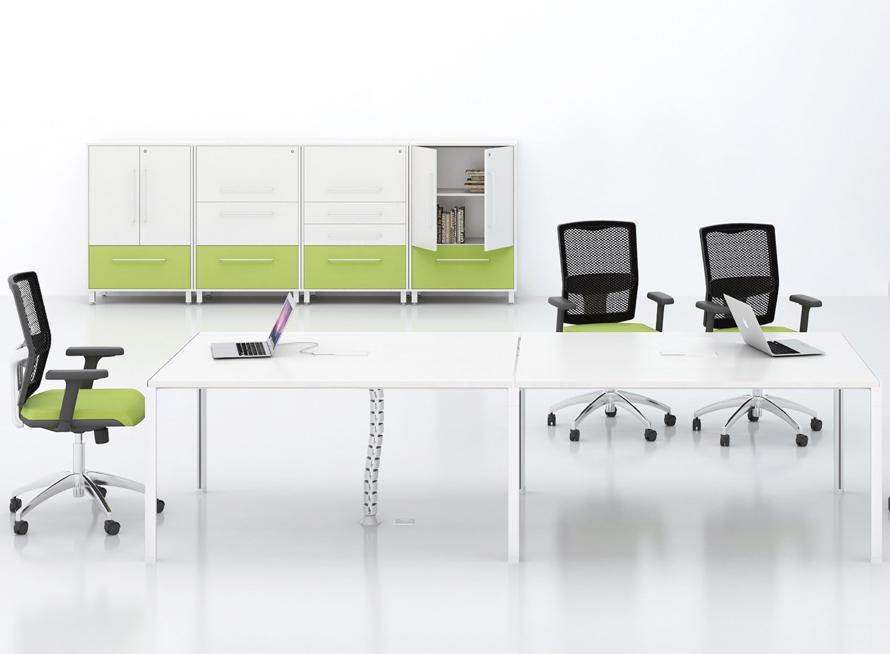 会议桌 板式WO-G-H07-B