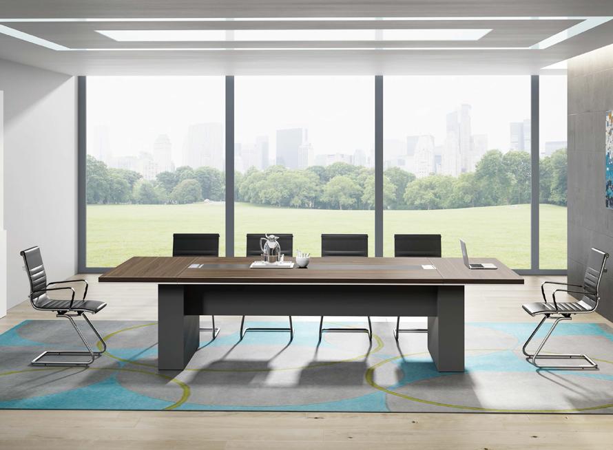 会议桌 板式WO-G-H10-B