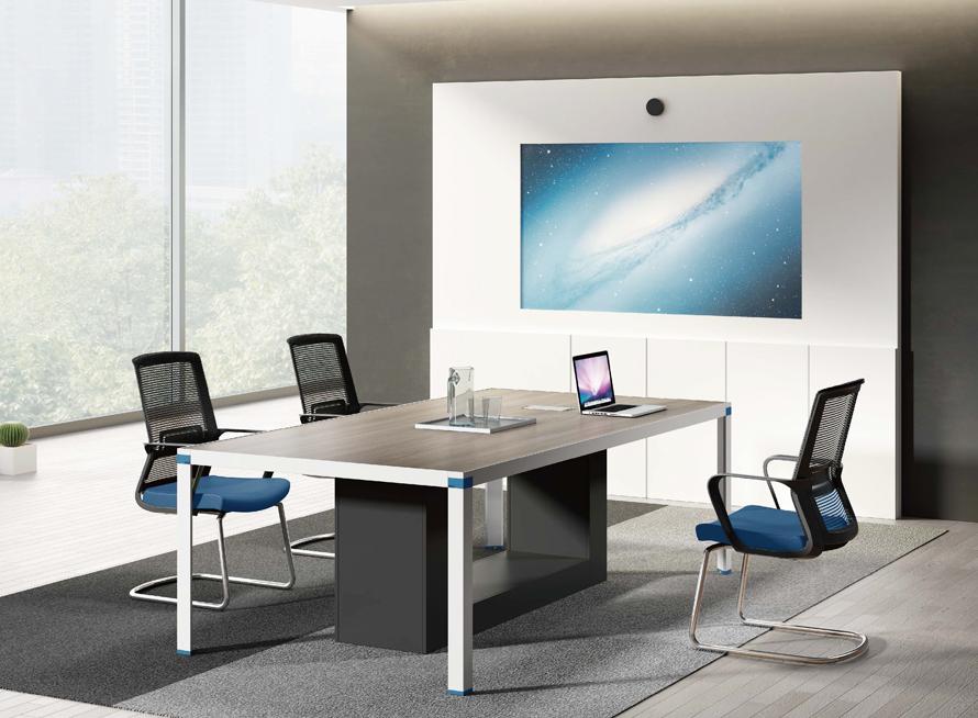 会议桌 板式WO-G-H11-B
