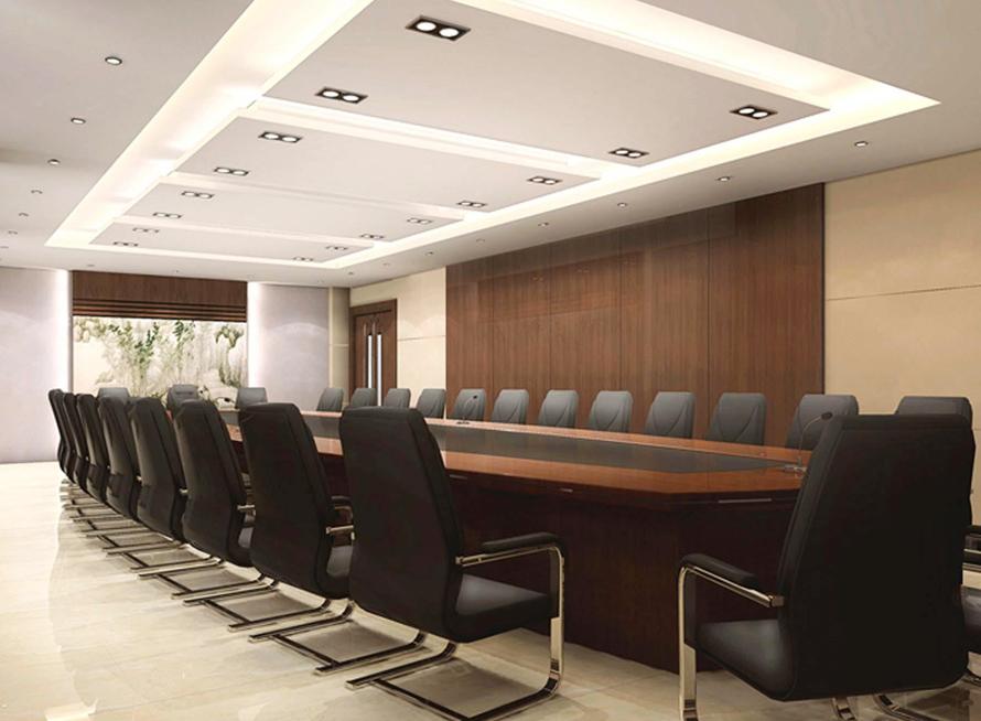 会议桌 实木WO-G-H17-S