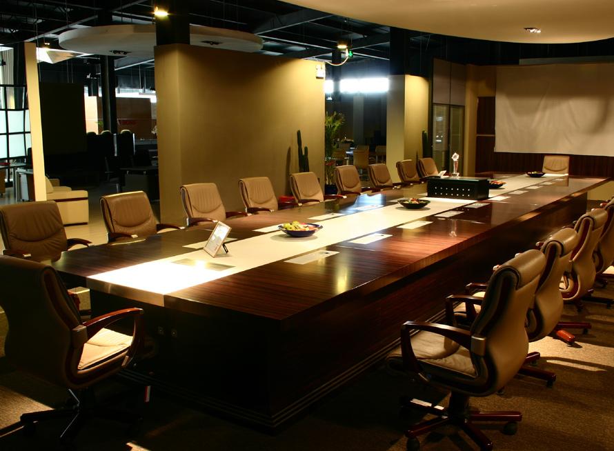 会议桌 实木WO-G-H18-S