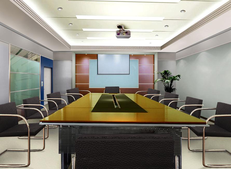 会议桌 实木WO-G-H19-S