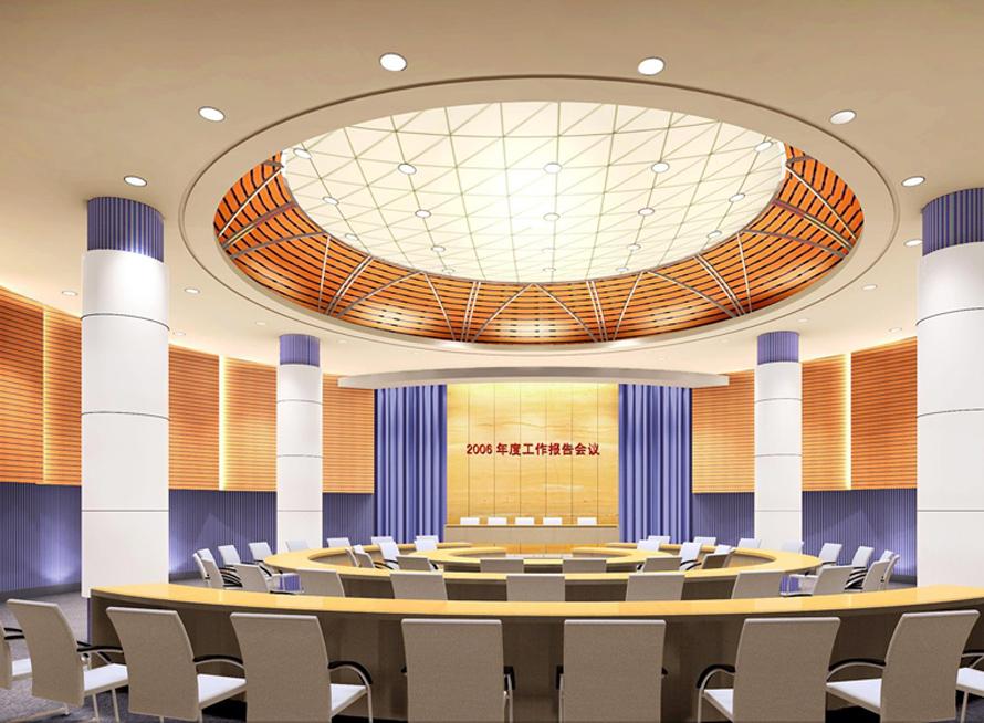 会议桌 实木WO-G-H20-S