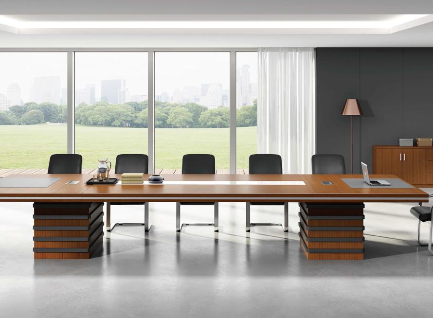 会议桌 实木WO-G-H25-S