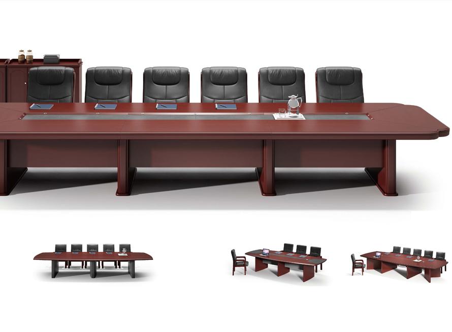 会议桌 实木WO-G-H26-S